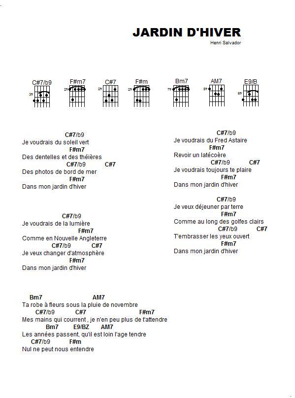 Superior Accords Jardin D Hiver #2: Centre Du0027Etude Des Musiques Actuelles De Firminy - ® 2009 / 2012.